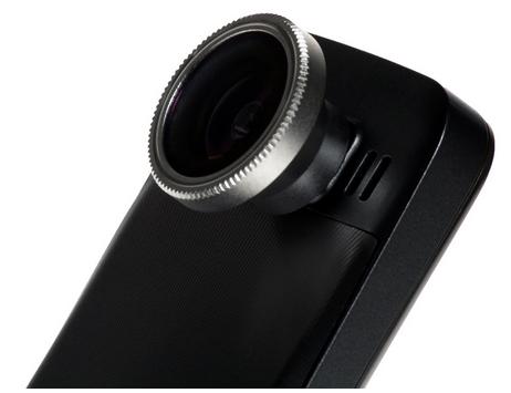 Hiv verden til dig med teleobjektiv til iPhone og smartphone